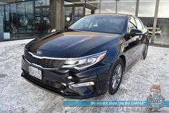 2020_Kia_Optima_LX / Automatic / Lane Departure & Blind Spot Alert / Bluetooth / Back Up Camera / Cruise Control / 32 MPG / 1-Owner_ Anchorage AK