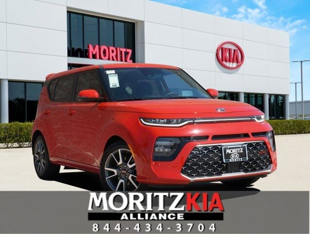 2020 Kia Soul GT-Line Turbo Fort Worth TX