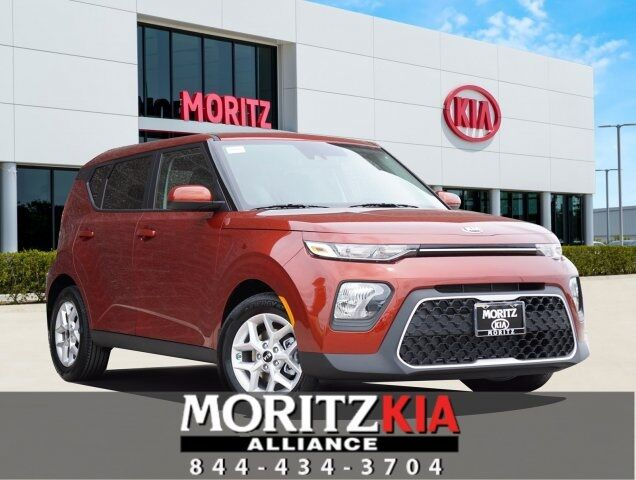 2020 Kia Soul S Fort Worth TX