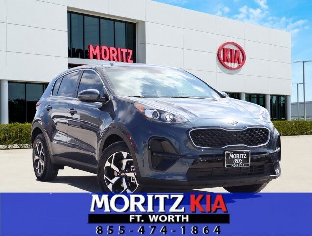 2020 Kia Sportage LX Fort Worth TX