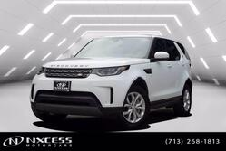 Land Rover Discovery SE Roof Navigation Low Miles Factory Warranty. 2020