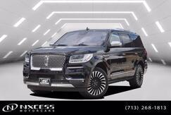 2020_Lincoln_Navigator_Black Label 4x4 full Option and Warranty._ Houston TX