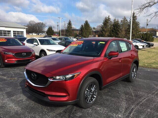 2020 Mazda CX-5 Sport Bloomington IN