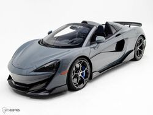 McLaren 600LT Spider RARE Senna Seats 2020