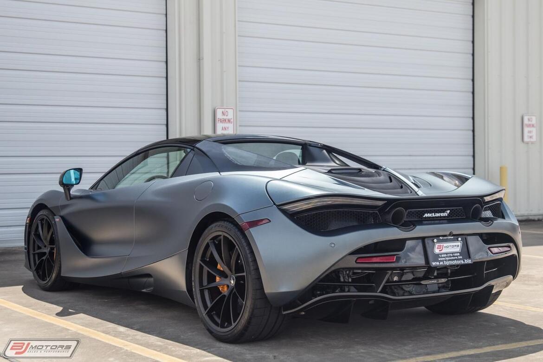 2020 McLaren 720S Spider Luxury Tomball TX