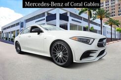 2020_Mercedes-Benz_AMG® CLS 53 Coupe__ Miami FL