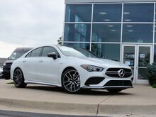 2020_Mercedes-Benz_AMG® CLA 35 Coupe__ Kansas City KS