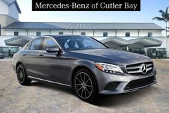 2020_Mercedes-Benz_C_300 Sedan_ Miami FL