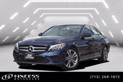 2020_Mercedes-Benz_C-Class_C 300 Sunroof Heated Seats-Front Factory Warranty!_ Houston TX