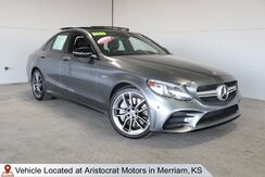 2020_Mercedes-Benz_C-Class_C 43 AMG®_ Kansas City KS