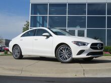 2020_Mercedes-Benz_CLA_250 4MATIC® COUPE_ Kansas City KS