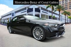 2020_Mercedes-Benz_CLS_450 Coupe_ Miami FL