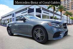2020_Mercedes-Benz_E_450 4MATIC® Cabriolet_ Miami FL
