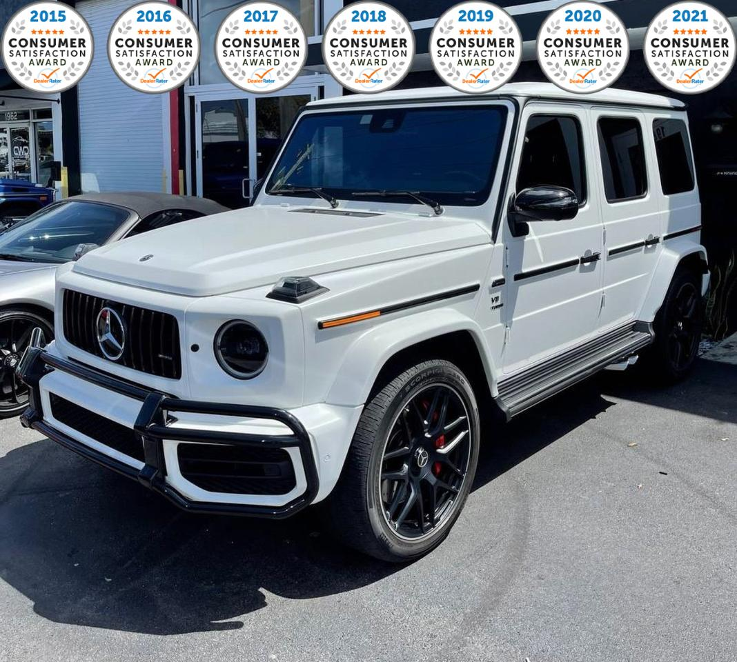 2020 Mercedes-Benz G-Class AMG G 63 Glendale Heights IL