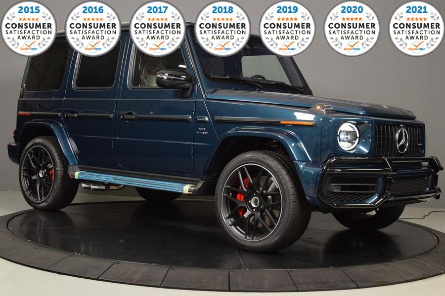 2020_Mercedes-Benz_G-Class_AMG G 63_ Glendale Heights IL