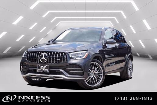 2020 Mercedes-Benz GLC AMG GLC 43 Blind Spot Assist, Rear View Monitor, Heated Seats - Front, Panorama Houston TX