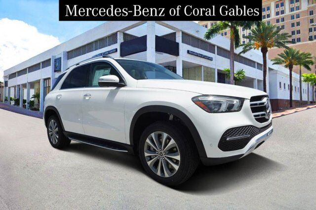 2020 Mercedes Benz Gle 350 4matic 174 Suv Coral Gables Fl