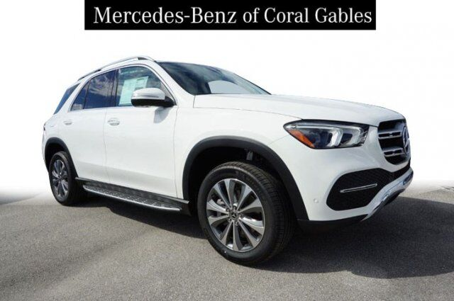2020 Mercedes-Benz GLE 350 4MATIC® SUV LA038322