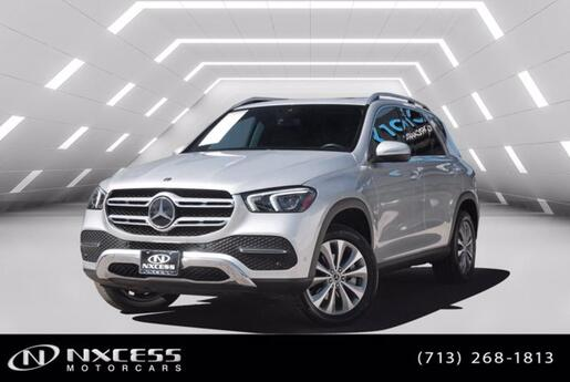 2020 Mercedes-Benz GLE GLE 350 4Matic Premium 1 Package Factory Warranty. Houston TX