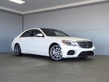 2020_Mercedes-Benz_S-Class_S 560_ Kansas City KS