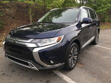 2020_Mitsubishi_Outlander_SEL_ Little Rock AR