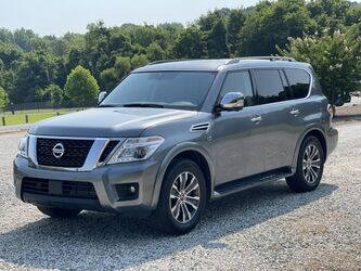 Nissan Armada SL Luxury SUV 2020