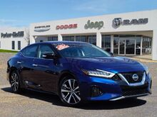 2020_Nissan_Maxima_3.5 SV_ West Point MS