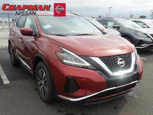 2020_Nissan_Murano_SV_  PA