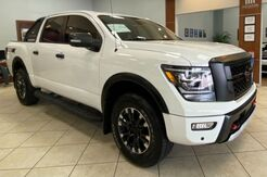 2020_Nissan_Titan_PRO-4X Crew Cab 4WD PROTECTION AND 4X UTILITY PACKAGE_ Charlotte NC