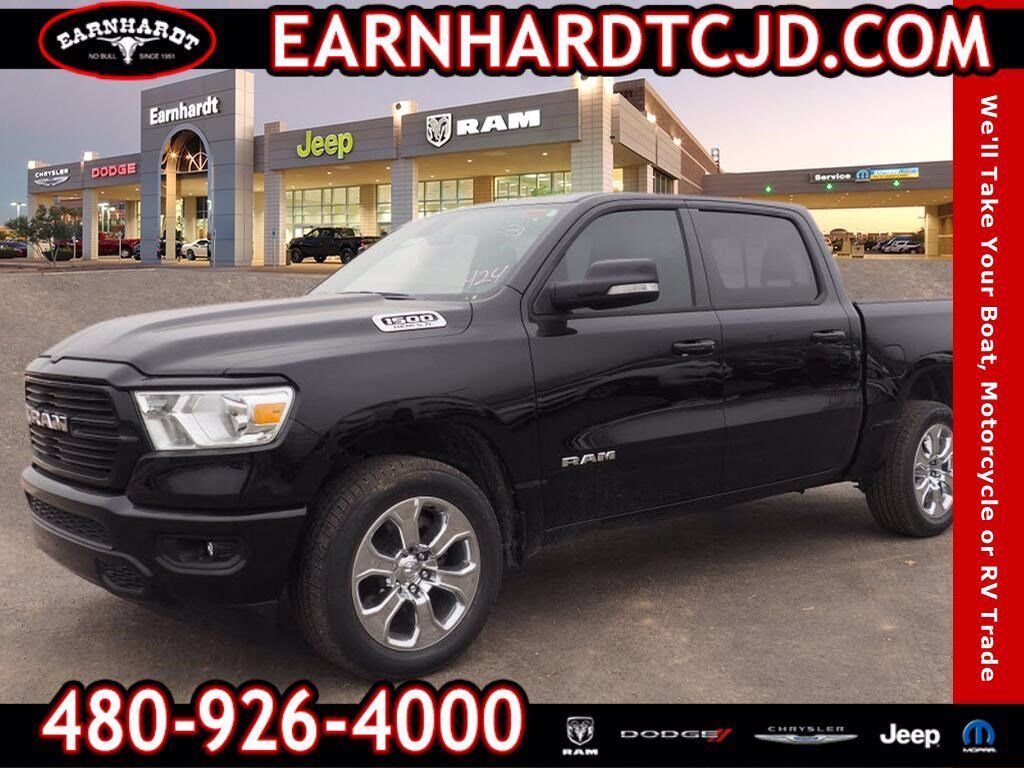 2020 Ram 1500 BIG HORN CREW CAB 4X2 5'7 BOX Gilbert AZ