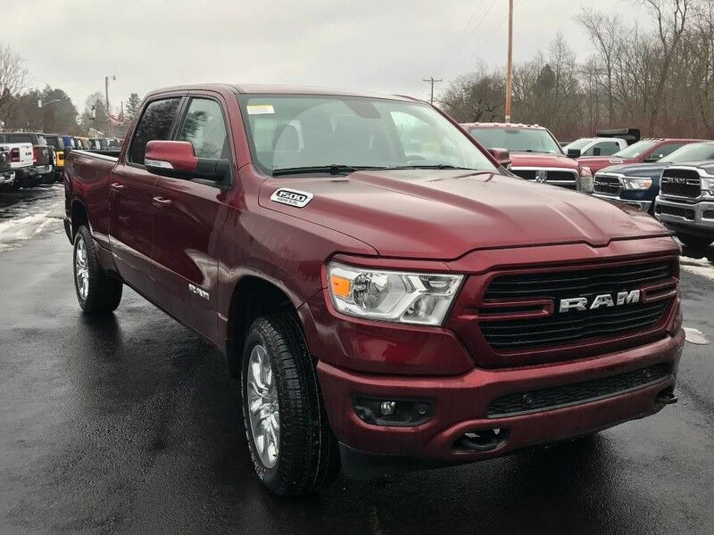 2020 Ram 1500 BIG HORN CREW CAB 4X4 6'4 BOX Little Valley NY