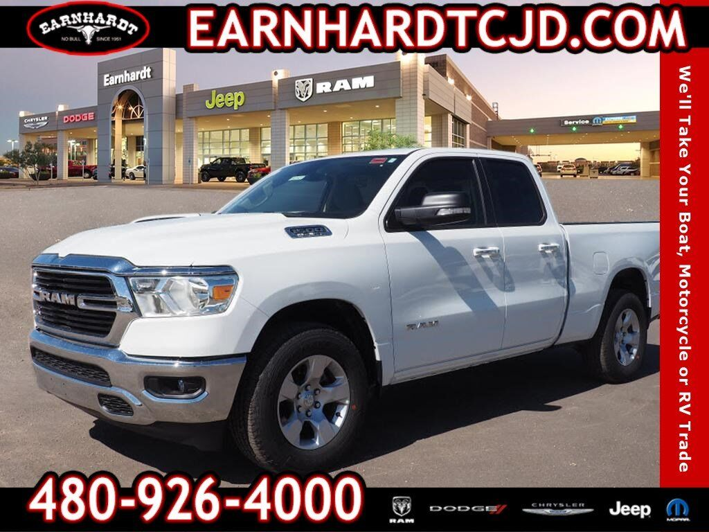 2020 Ram 1500 BIG HORN QUAD CAB 4X2 6'4 BOX Gilbert AZ