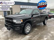 2020_Ram_2500_Big Horn  -  Black Grille_ Quesnel BC