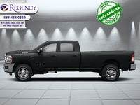Ram 3500 Big Horn  -  Black Grille - $486 B/W 2020