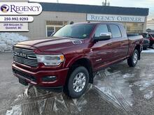 2020_Ram_3500_Laramie  - Chrome Styling -  Leather Seats_ Quesnel BC