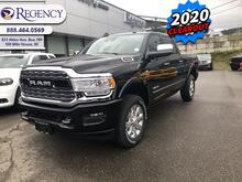 2020_Ram_3500_Limited  - Luxury Line -  Chrome Styling - $570 B/W_ 100 Mile House BC