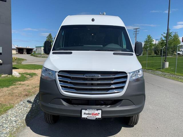 2020 Sprinter 2500 4X4 Cargo Van  Anchorage AK
