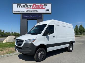 Sprinter 3500 4X4 Cargo Van  2020