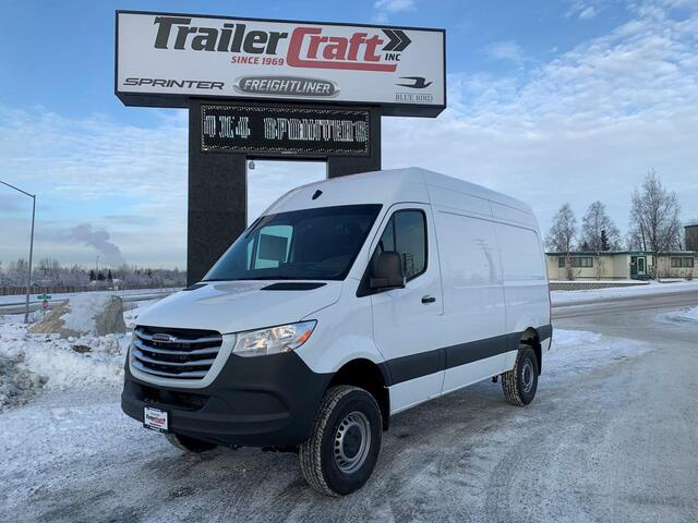 2020 Sprinter F2CA4X  Anchorage AK