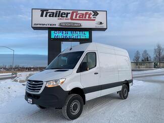 Sprinter F2CA4X Cargo Van  2020