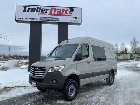 2020 Sprinter F2CV4X  Anchorage AK