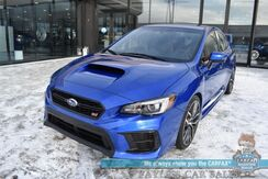 2020_Subaru_WRX_STI / AWD / 6-SPD Manual / COBB Accessport / IAG Oil Catch Can / Turbo Smart BOV / GRIMMSPEED Intercooler / TOMEI Exhaust / Heated Leather Seats / Bluetooth / Back Up Camera / Only1k Miles / 1-Owner_ Anchorage AK