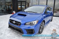 2020_Subaru_WRX_STI / AWD / 6-Spd Manual / Heated Suede Seats / Bluetooth / Back Up Camera / Cruise Control / 22 MPG / Only 2k Miles / 1-Owner_ Anchorage AK