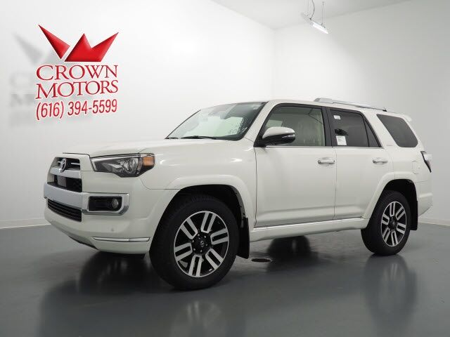 Crown Motors Holland Mi >> 2020 Toyota 4runner Limited