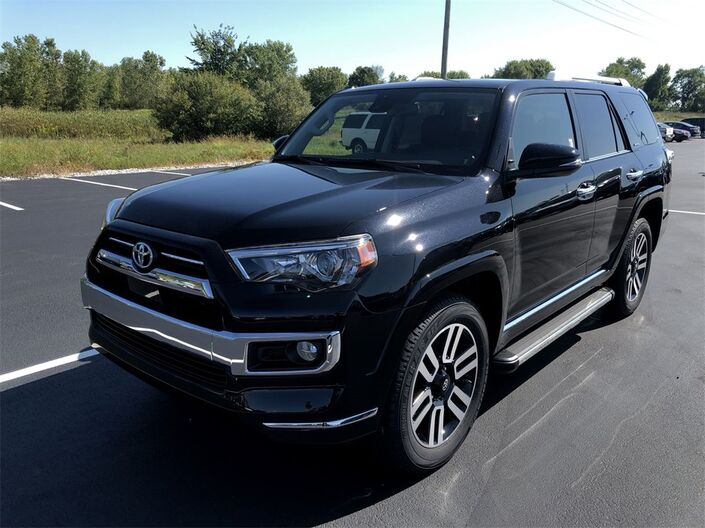 2020 Toyota 4Runner Limited Lima OH