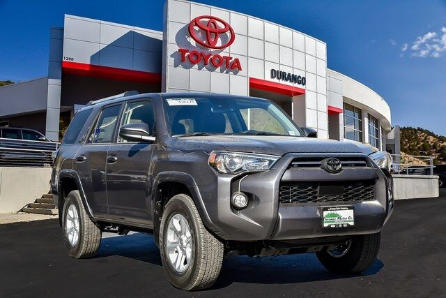 2020 Toyota 4Runner SR5 Durango CO