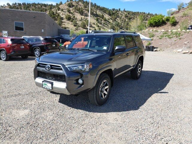 2020 Toyota 4Runner TRD Off-Road Durango CO