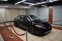 2020_Toyota_Camry_XSE WITH NAVIGATION ,RED ROSSO INTERIOR LEATHER,HOT SPOT_ Charlotte NC