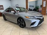 2020 Toyota Camry XSE WITH RED ROSSO LEATHER INTERIOR