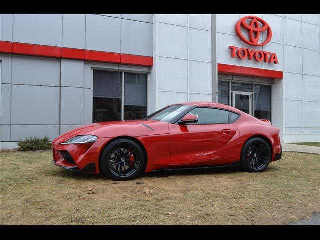 2020 Toyota GR Supra Launch Edition Lexington MA